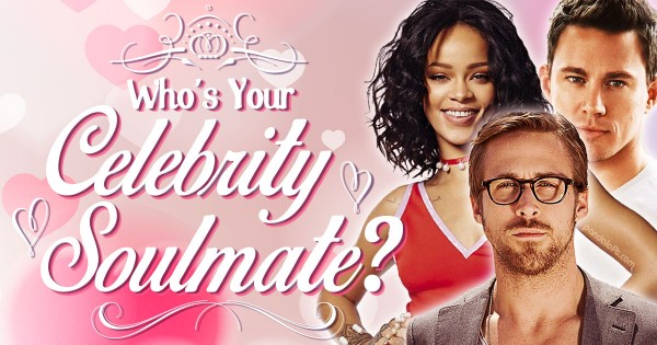💖 Who's Your Celebrity Soulmate?