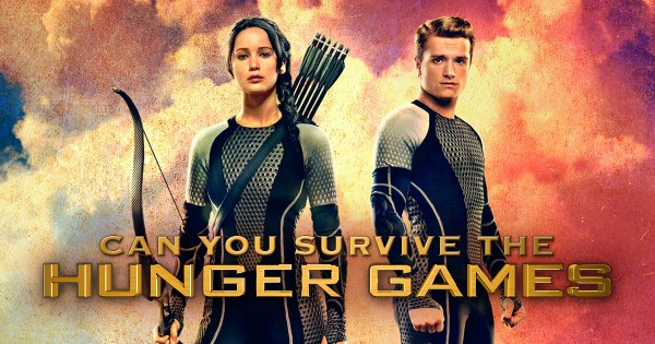 Can You Survive The Hunger Games?
