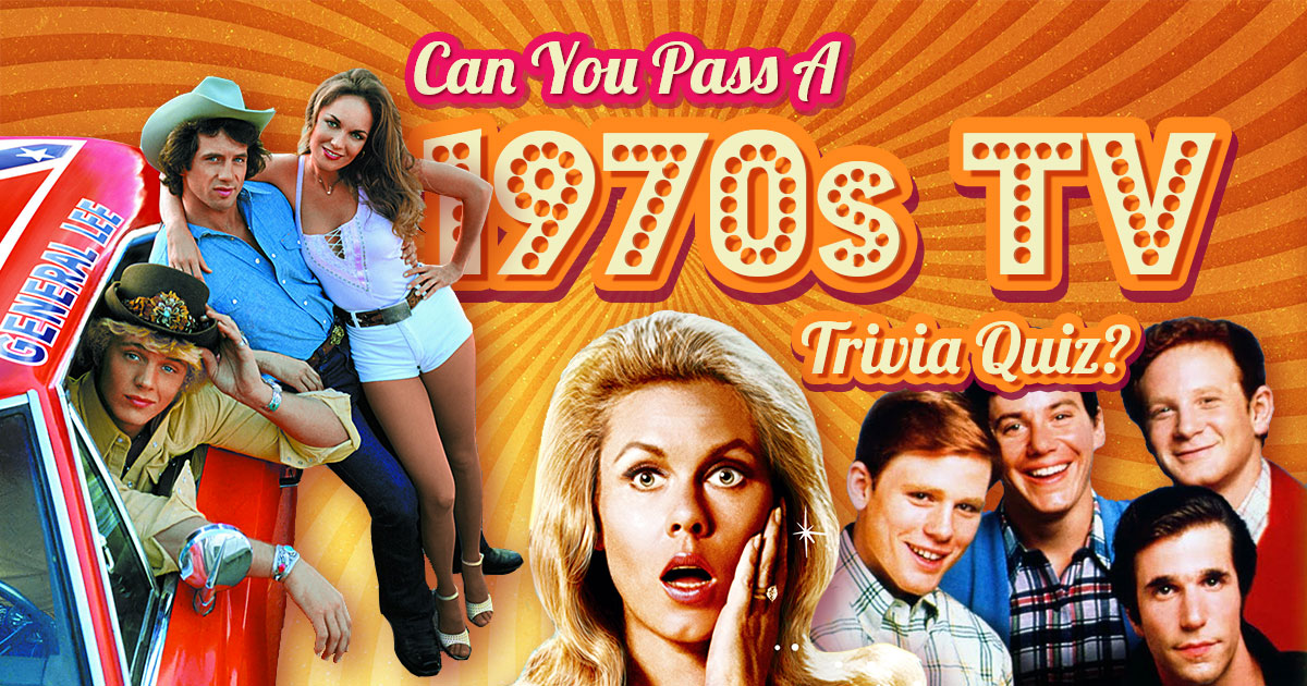 Can You Pass A 1970s TV Trivia Quiz?