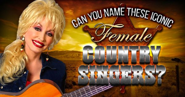 Can You Name These Iconic Female Country Singers?