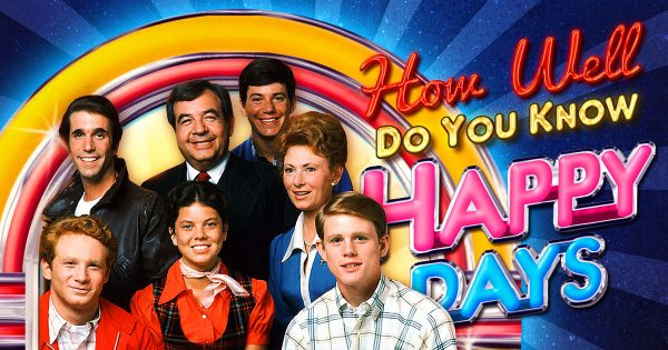 How Well Do You Know 'Happy Days'?