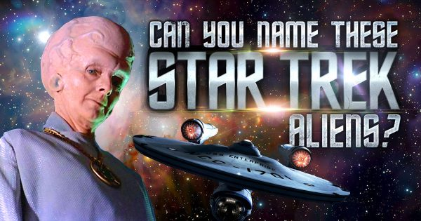Can You Name These Star Trek Aliens?