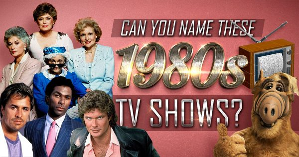 Can You Name These 1980s TV Shows? (Easy Level)