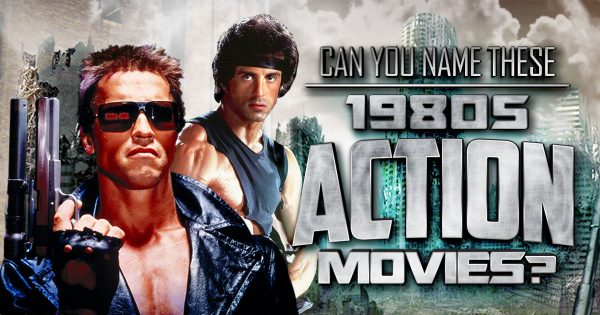 Can You Name These 1980s Action Movies?