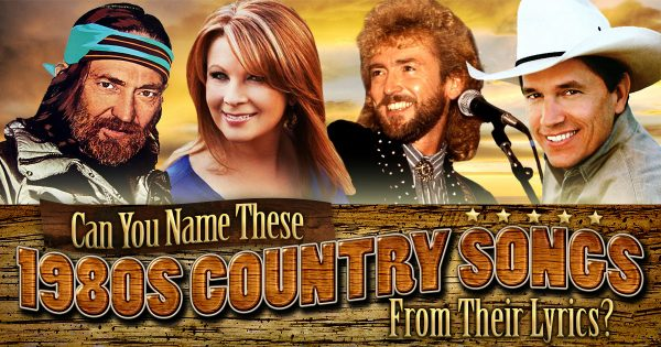 Can You Name These 1980s Country Songs From Their Lyrics?