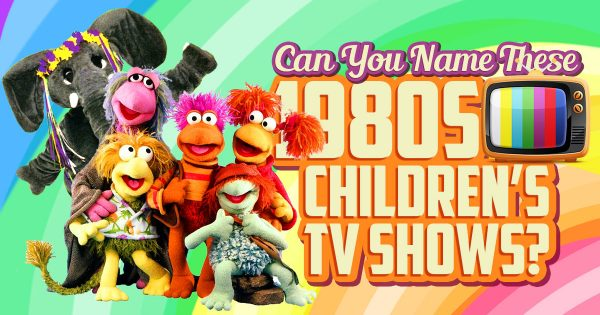 Can You Name These 1980s Children's TV Shows?