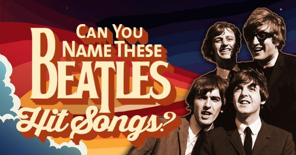 Can You Name These Beatles Hit Songs?