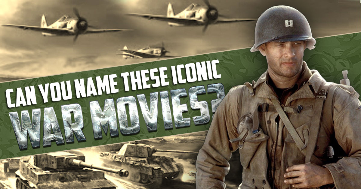 Can You Name These Iconic War Movies?
