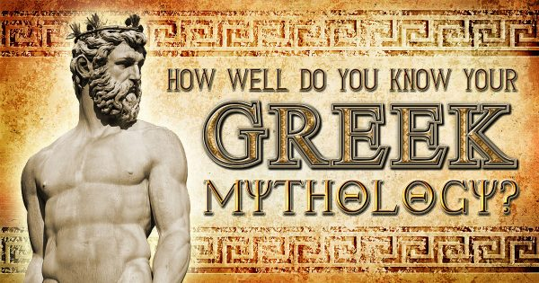 How Well Do You Know Your Greek Mythology?