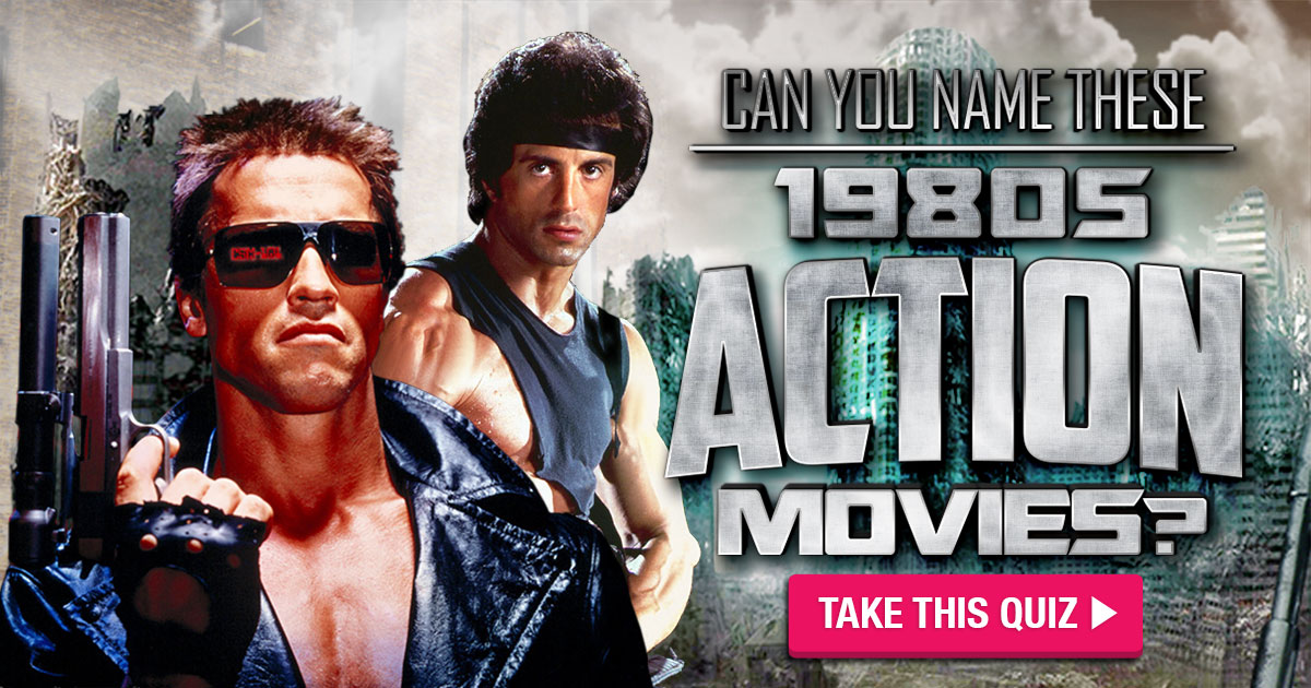 Can you name these 1980s action movies quizly for What was the name of that movie