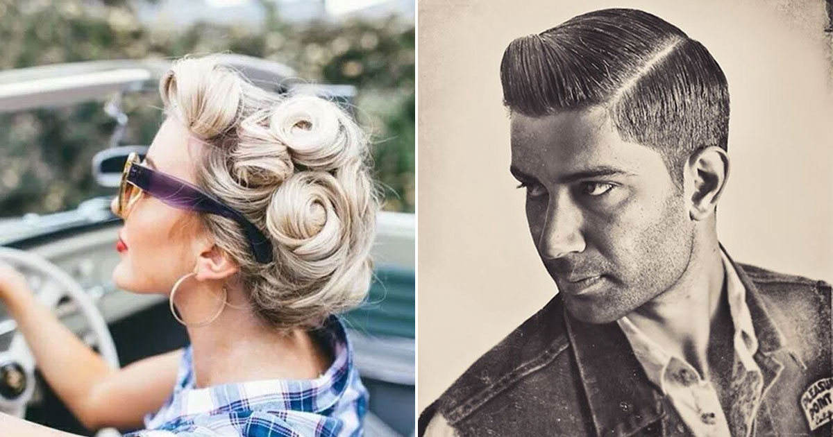 Can You Name These Retro Hairstyles?