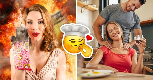 🍳 Cook For Your Date And We'll Predict Your Relationship Status In Two Years