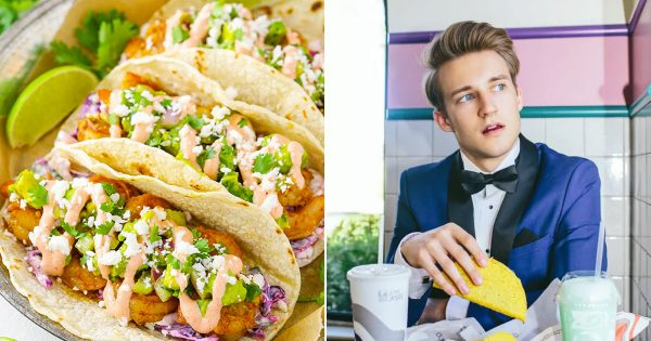 🌮 Order A Taco And Build A Hot Guy And We'll Reveal What You Really Need In A Man