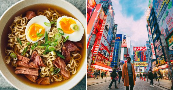 🍜 Build A Delicious Ramen Bowl And We'll Guess Which Country You're From