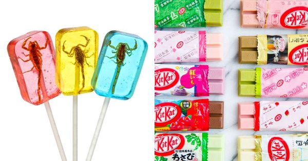 🍭 Tell Us If You'd Eat These International Candies And We'll Guess If You're An Introvert Or Extrovert