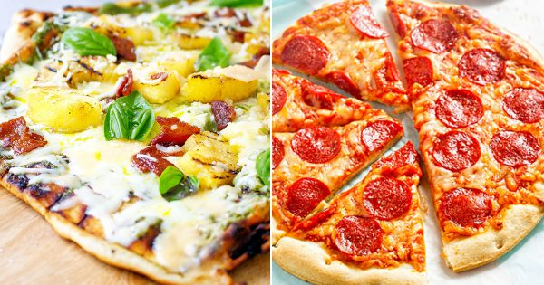 🍕 Rate These Pizza Toppings And We'll Reveal If You Have A Male Or Female Brain