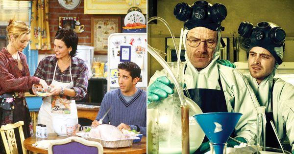Can You Name The TV Show Based On The Names Of Three Random Characters?