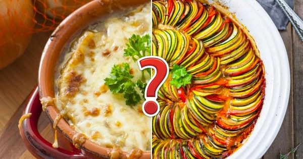 If You Were A French Food, What Would You Be?