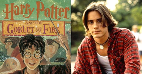 Buy Some Books At The Book Fair And We'll Give You A '90s Teen Heartthrob Boyfriend To Read Them With