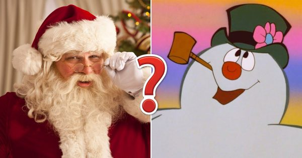 🎄 Can You Pass A Jolly Christmas Trivia Quiz?