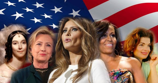 Only A True American Can Get 11/15 On This First Ladies Quiz