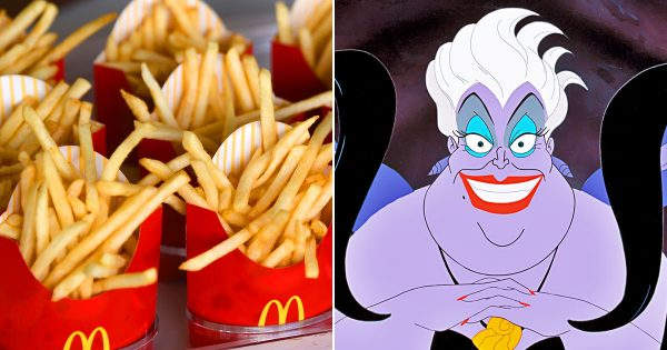 🍔 Order McDonald's To Find Out Which Disney Villain You Really Are
