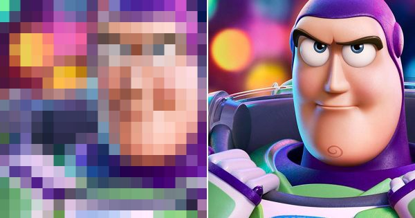 "Hey, We Bet You Can't Identify More Than 15 Of These Pixelated ""Toy Story"" Characters"