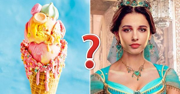 👸🏻 Wanna Know Which Live-Action Disney Princess You Are? Create Your Own Ice Cream To Find Out