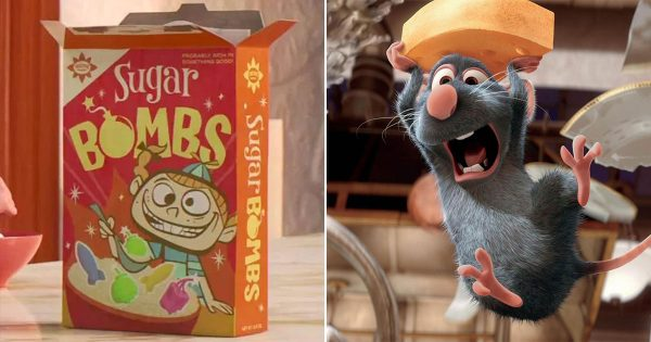 I Bet You Can't Identify More Than 10/15 Of These Pixar Movie Foods