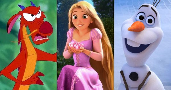 We Bet You Can't Identify More Than 23/30 Of These Disney Characters