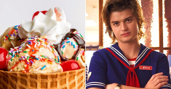 "🍨 Order A Mega Sundae At Scoops Ahoy And We'll Reveal Which ""Stranger Things"" Character You Are"